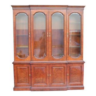 Mid-Century Henredon China Cabinet For Sale