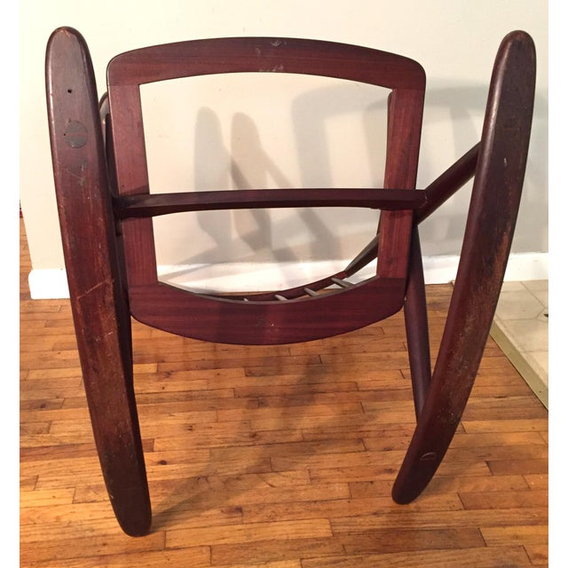 Bramin Mobler Frank Reenskaug Rocking Chair - Image 9 of 11
