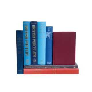 Pottery & Porcelain Book Collection - Set of 8 Preview