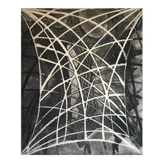 1964 Abstract Etching For Sale
