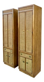 Image of American of Martinsville Armoires Wardrobes and Linen Presses