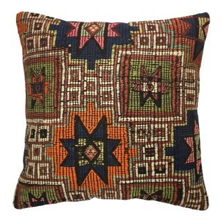 "Rug & Relic Kilim Pillow | 20"" For Sale"