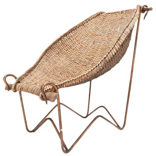 Duyan Wicker Chair by John Risley