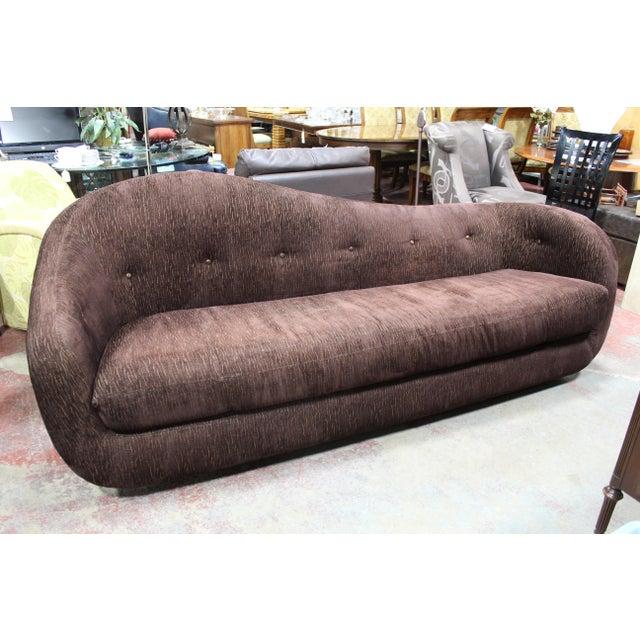 Vintage Irwin Lambeth Asymmetrical Cloud Sofa For Sale - Image 13 of 13