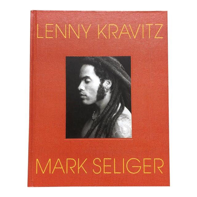 Lenny Kravitz by Mark Seliger Hardcover Book For Sale