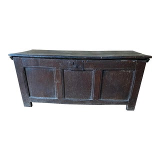 Elizabethan Hope Chest For Sale