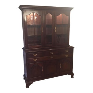 Hitchcock China Cabinet - Fine Furniture For Sale