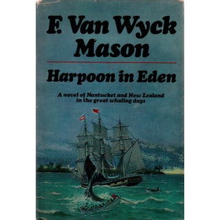"""1969 """"Harpoon in Eden"""" Collectible Book For Sale"""