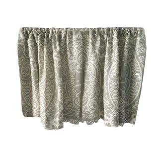 Quadrille Veneto Cafe Curtains - a Pair