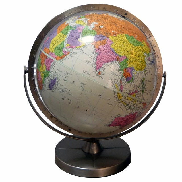 Vintage Replogle Globe 1951 - Image 1 of 4