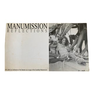 Manumission Reflections Art Photography Book by Victor Spinelli For Sale