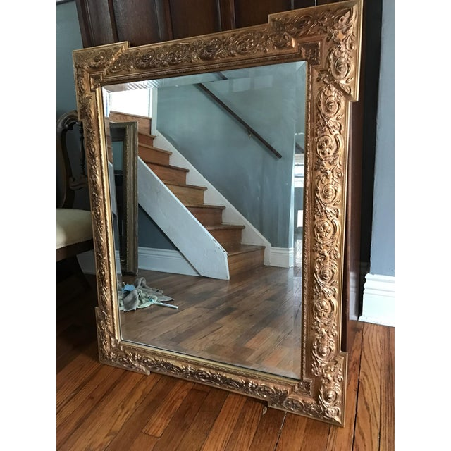Ornate Gilt Mirror from Carolina Mirror - Image 5 of 7
