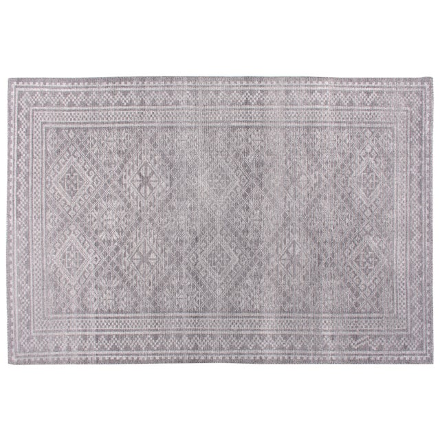 Stark Studio Rugs Contemporary Piper Wool Rug - 6′1″ × 8′11″ For Sale