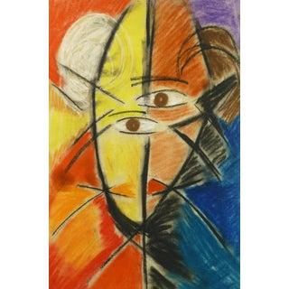 Cubist Face For Sale