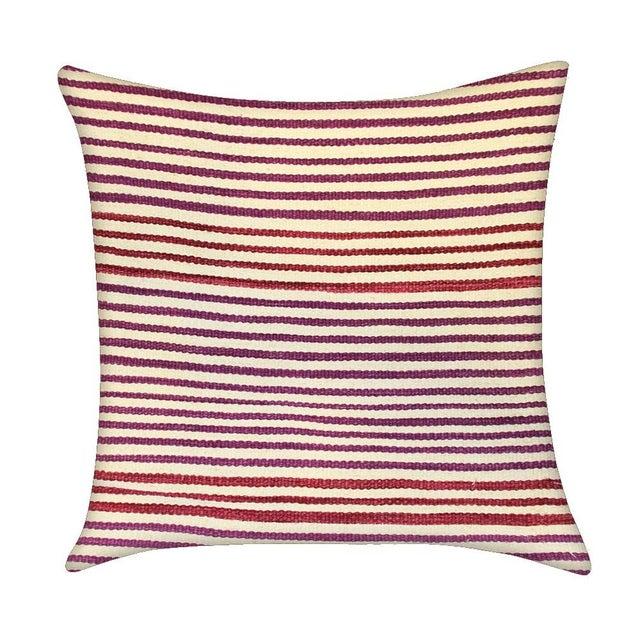 Vintage Pasargad Turkish Kilim Pillow For Sale