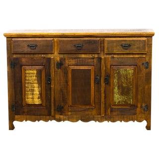 Rustic Buffet/Sideboard - Reclaimed Peroba Rosa Wood
