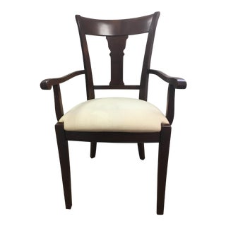 Grange Cherry Wooden Side Chairs Louis Phillippe