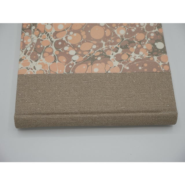 Canvas Sketching Stationery Set- 3 Pieces For Sale - Image 7 of 9