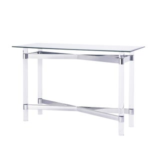 Blink Home Console Table, Silver