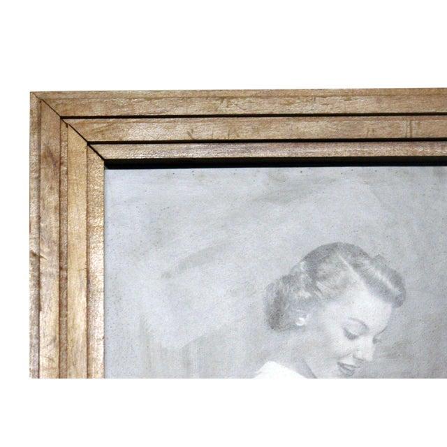 Framed 1956 Kodak Verifax Copier Ad II - Image 2 of 2