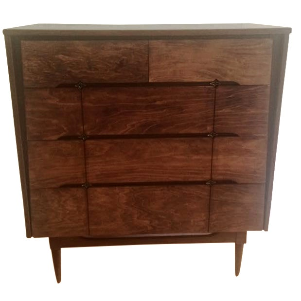 Kroehler Highboy Dresser - Image 1 of 9