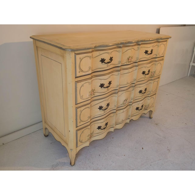 Vintage French Country Dresser - Image 5 of 11