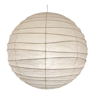 Akari 100d Light Sculpture by Isamu Noguchi For Sale