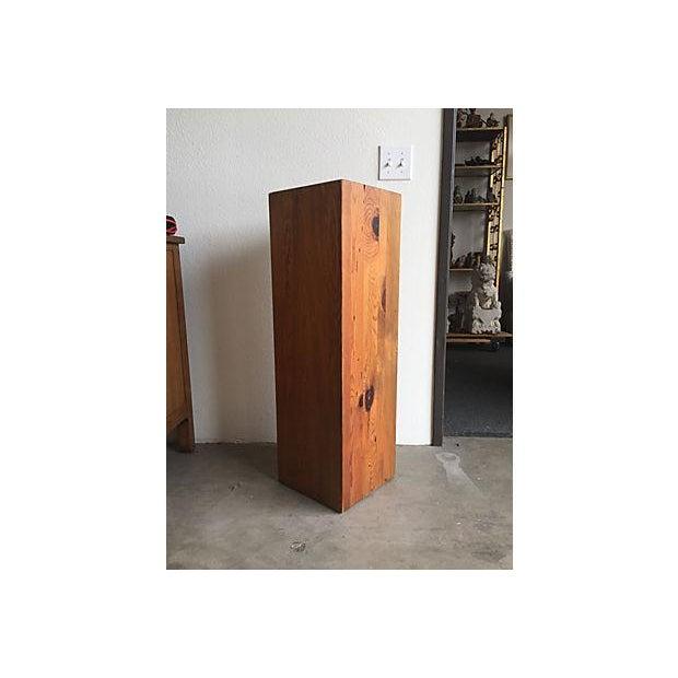 Brown Saltman Display Pedastal - Image 8 of 8