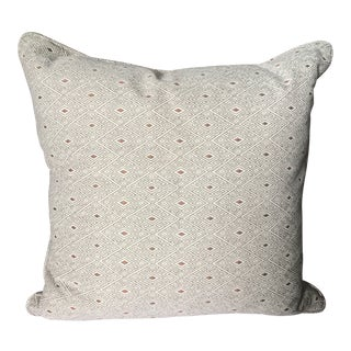 Contemporary Custom Embroidered Pillow For Sale
