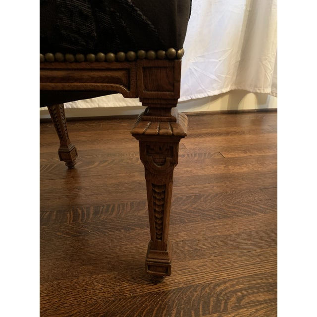 Wood Renaissance Revival Dining Chairs Set of 12 For Sale - Image 7 of 13