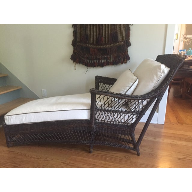 1890's American Chaise Longue - Image 2 of 5