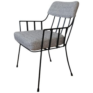 Paul Laszlo for Pacific Iron Products Chair, 1950s For Sale