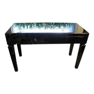 Worlds Away Jacklyn Black Desk