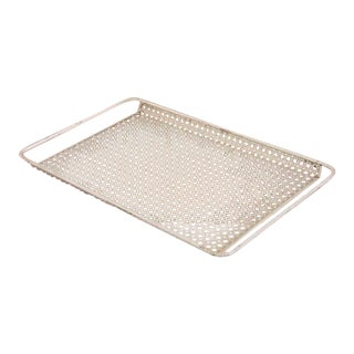 Metal Tray by Mathieu Mategot For Sale