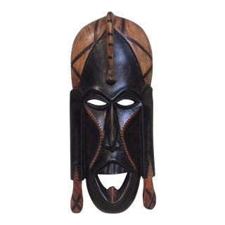 Kenyan Carved Mask