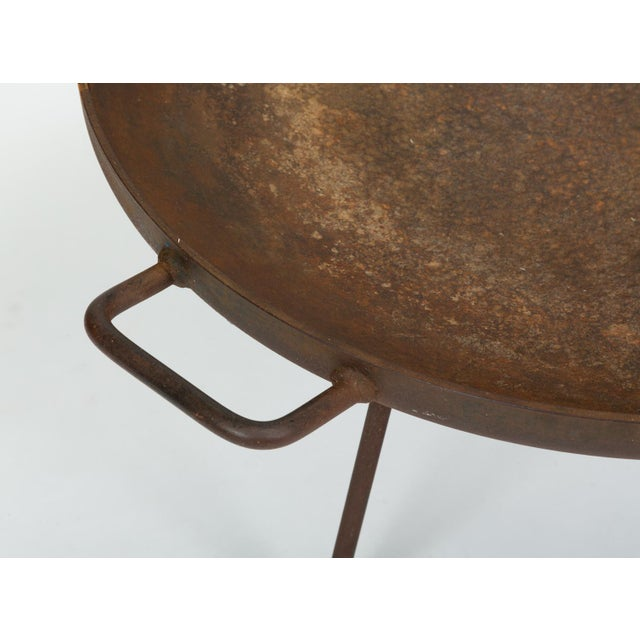 California Modern Barbecue or Brazier by Stan Hawk for Hawk House For Sale - Image 10 of 13