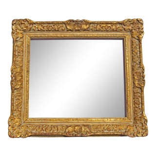 French Impressionist Picture Frame by Newcomb Macklin For Sale