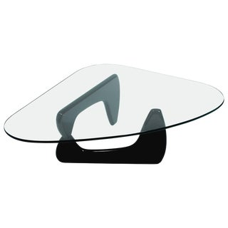 Noguchi Style Coffee Table From the 1970s For Sale