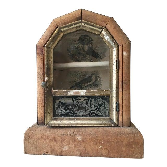 Handmade Wooden Showcase Display Cabinet - Image 1 of 6
