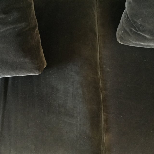 Brown Antonio Citterio B&b Italia Tight '03 Sofa For Sale - Image 8 of 10