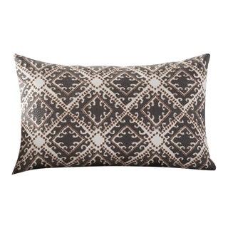 "Pottery Barn ""Nya"" Embroidered Lumbar Pillow Cover"