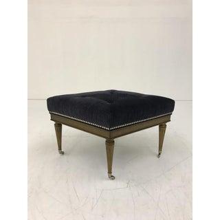 Thomas O'Brien Cantara Diamond Ottoman for Century Furniture Preview