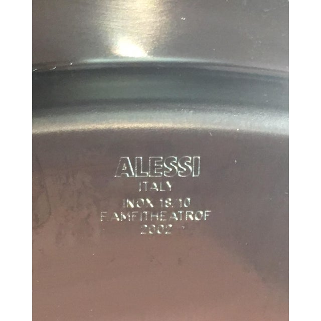 Alessi Alessi Amfitheatrof Platter For Sale - Image 4 of 6