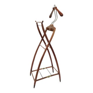 Folding Valet Stand For Sale