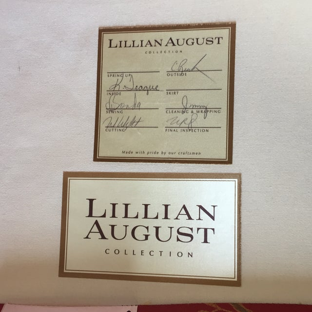 Lillian August for Drexel Bergere Style Chair For Sale In Washington DC - Image 6 of 7