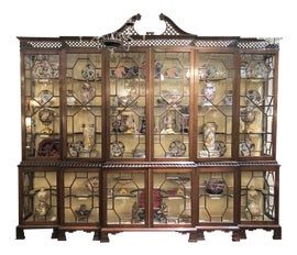 Image of China and Display Cabinets in New Orleans