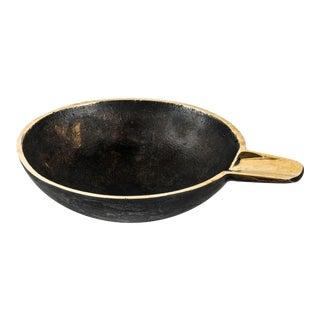 Carl Auböck Model #4082 Brass Bowl For Sale