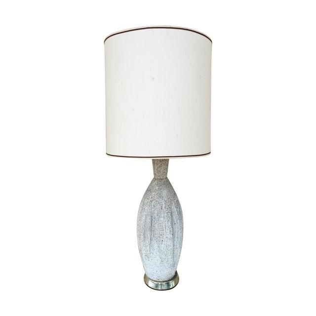Mid-Century Ceramic Table Lamp - Image 1 of 5