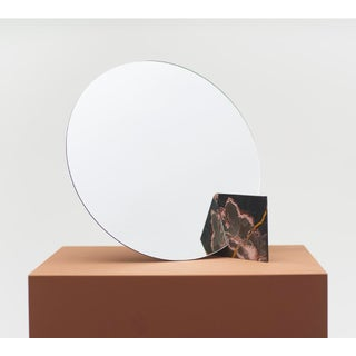 Autem Table Mirror by Alberto Bellamoli