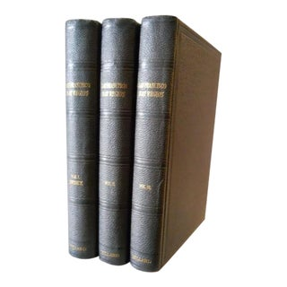 History of the San Francisco Bay Region Illustrated Books - 3 Volume Set For Sale
